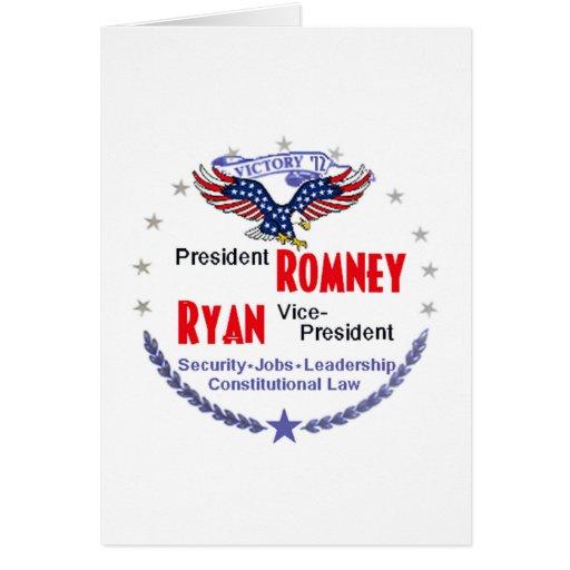 Romney Ryan Felicitaciones