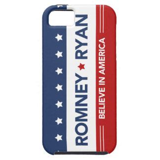 Romney Ryan Flag Case - Vertical iPhone 5 Covers