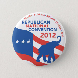Romney Ryan For President 2012 Button
