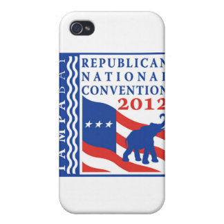 Romney Ryan For President 2012 iPhone 4 Covers