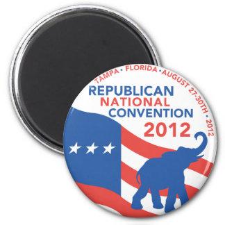 Romney Ryan For President 2012 Magnet