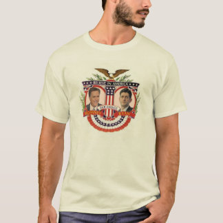 Romney & Ryan for President T-Shirt