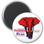 Romney Ryan Fridge Magnet