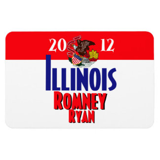 Romney Ryan Imanes Rectangulares