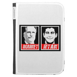 ROMNEY RYAN INK BLOCK CASE FOR THE KINDLE
