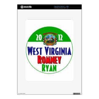 Romney Ryan iPad Decals