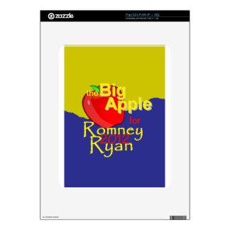 Romney Ryan iPad Skin