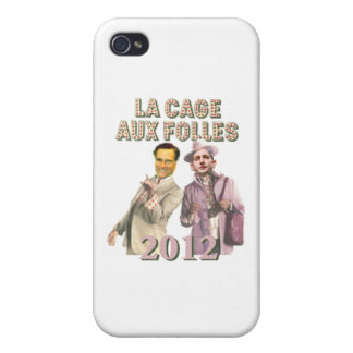 Romney Ryan iPhone 4/4S Cases
