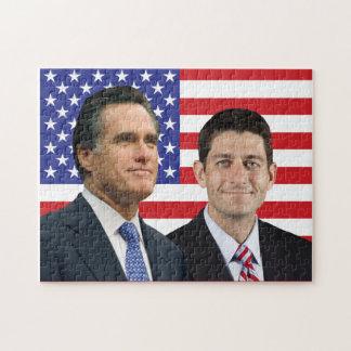 Romney - Ryan Jigsaw Puzzle