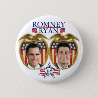 Romney Ryan Jugate Button