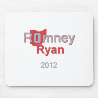 Romney Ryan Mousepads
