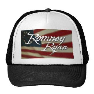 Romney Ryan, ningunas disculpas Gorro