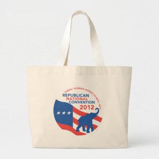 Romney Ryan para el presidente 2012 Bolsas