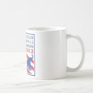 Romney Ryan para el presidente 2012 Taza De Café