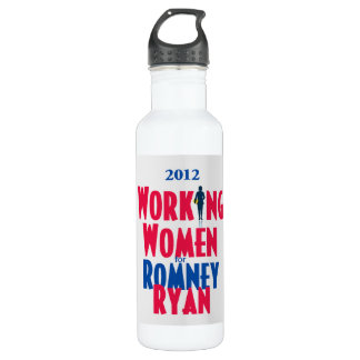 Romney Ryan 24oz Water Bottle