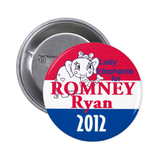Romney Ryan Pin