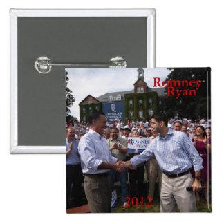 Romney - Ryan Pin