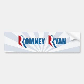 ROMNEY RYAN.png Bumper Sticker