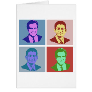 ROMNEY RYAN POP ART.png Card