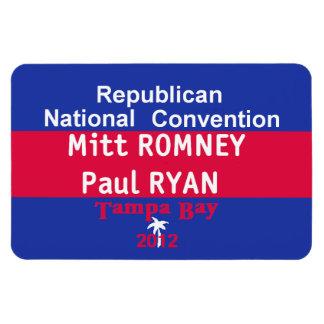 Romney Ryan Flexible Magnet