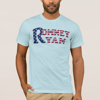 Romney Ryan Presidential election T-Shirt