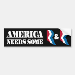 Romney - Ryan - R&R Bumper Sticker