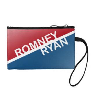 ROMNEY RYAN RETRO BLOCK.png Coin Purses