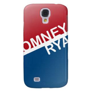 ROMNEY RYAN RETRO BLOCK.png Galaxy S4 Covers