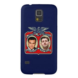 Romney Ryan retro Carcasa Galaxy S5