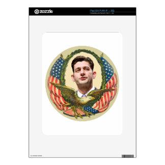 Romney Ryan Retro Decals For iPad