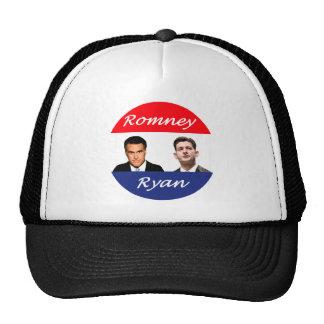 Romney Ryan retro Gorro
