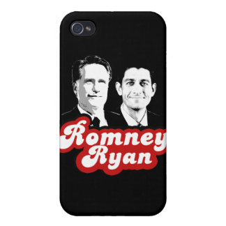 ROMNEY RYAN RETRO RED.png Cases For iPhone 4