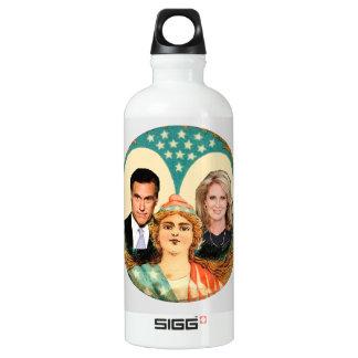 Romney Ryan Retro Water Bottle