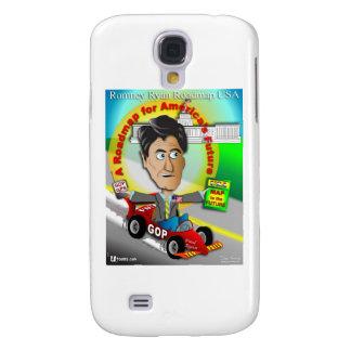 Romney Ryan Roadmap Galaxy S4 Cover