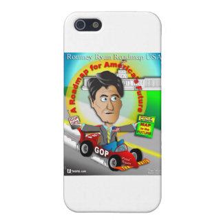 Romney Ryan Roadmap iPhone SE/5/5s Cover