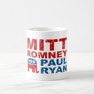 Romney Ryan Run Vote Win Coffee Mug