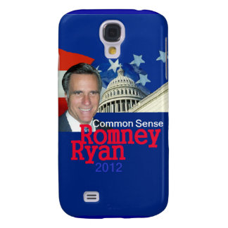 Romney Ryan Samsung S4 Case
