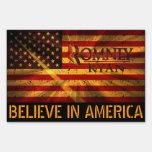 Romney / Ryan Signs