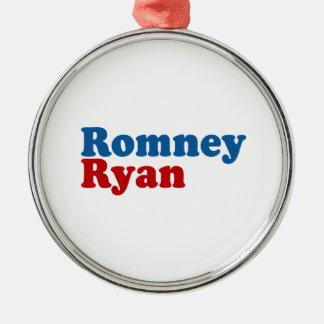 ROMNEY RYAN SIMPLE ORNAMENTOS DE REYES