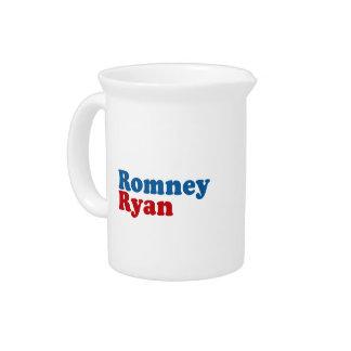 ROMNEY RYAN SIMPLE JARRONES