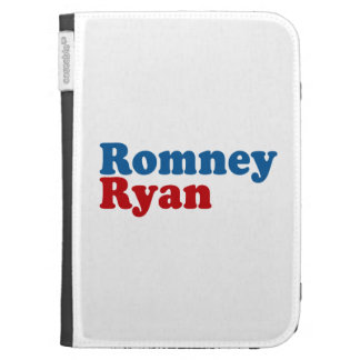 ROMNEY RYAN SIMPLE KINDLE CASE
