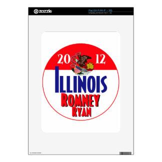 Romney Ryan Skin For iPad