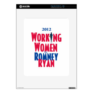 Romney Ryan Skin For The iPad