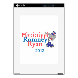 Romney Ryan Skins For The iPad