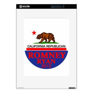 Romney Ryan Skins For The iPad