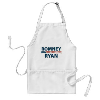 Romney Ryan Stars and Stripes Adult Apron