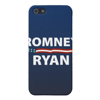 Romney Ryan Stars and Stripes iPhone 5 Case