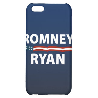 Romney Ryan Stars and Stripes Cover For iPhone 5C