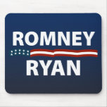 Romney Ryan Stars and Stripes Mouse Pad