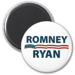 Romney Ryan Stars and Stripes Refrigerator Magnet